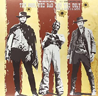 The Good The Bad The Ugly (O.S.T.) [Vinilo]