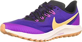 Women's Trail Running Shoe, Lt Orewood BRN Black Pink...