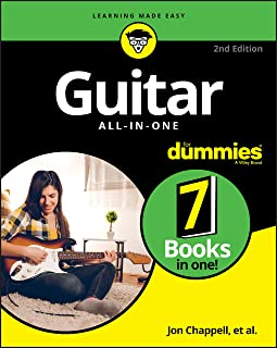 Guitar All-in-One For Dummies: Book + Online Video and Audio
