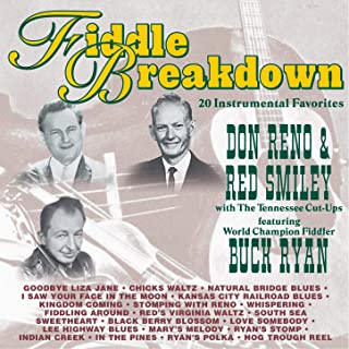 Fiddle Breakdown - 20 Instrumental Favorites