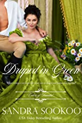 Draped in Green (Colors of Scandal Book 2) Kindle Edition