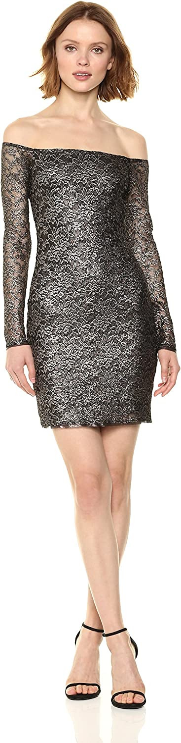 Bailey 44 Womens Double Exposure Dress Cocktail Dress