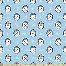 Amazon Com Hedgehog Fabric By The Yard