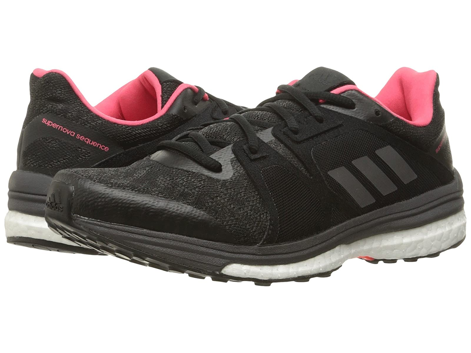 adidas Running Supernova Sequence 9Stylish and characteristic shoes