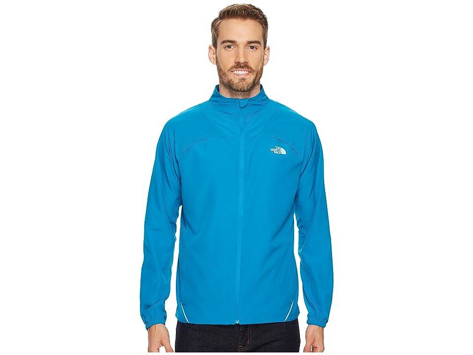 The North Face Rapido Jacket (Brilliant Blue) Men