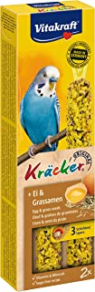 Vitakraft Crispy fingers for birds of love with honey and grass seeds-54g