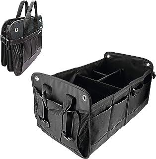 SUMEX 1 Organizador de Maletero de Coche Plegable con multicompartimentos