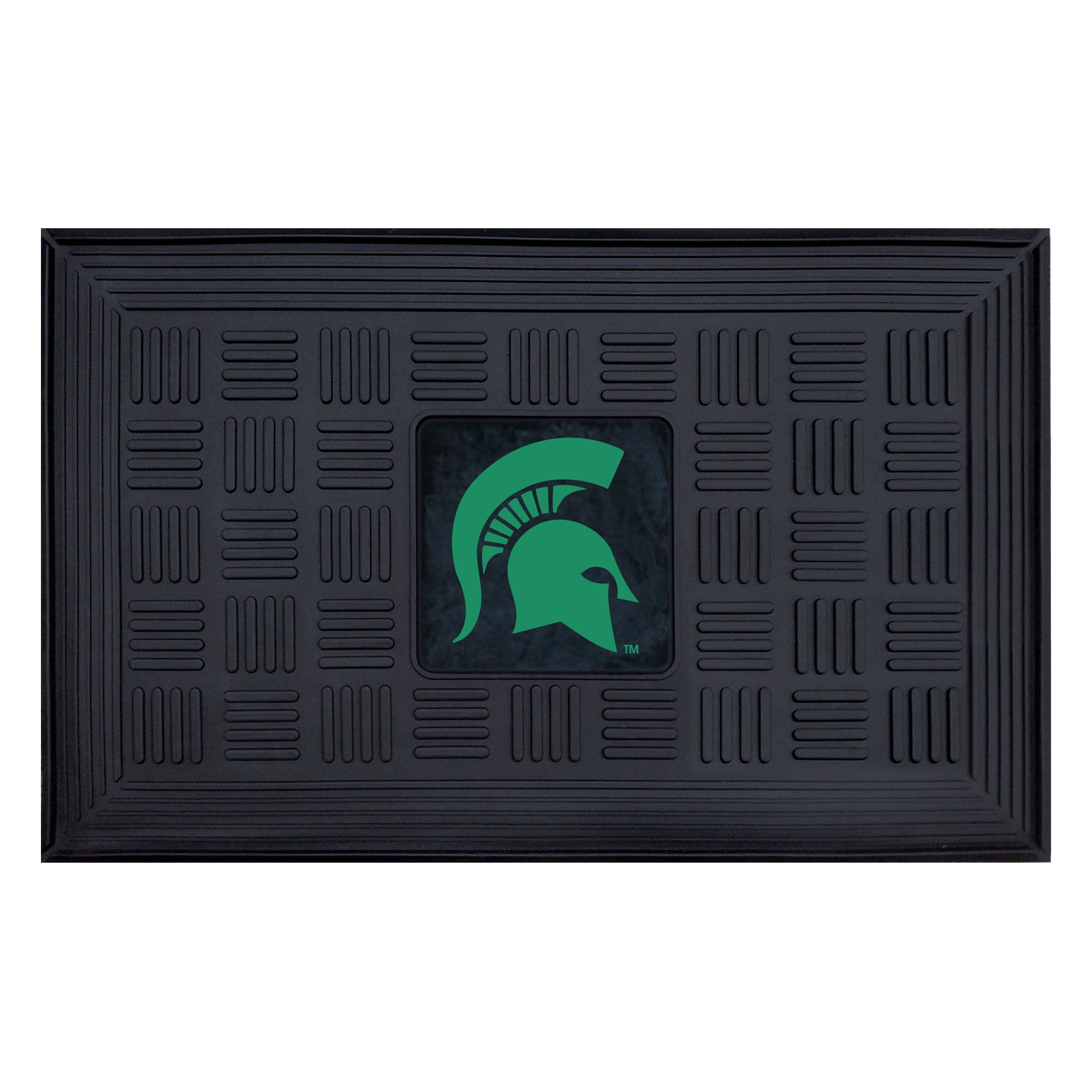 FANMATS NCAA Michigan State University Spartans Vinyl Utility Mat