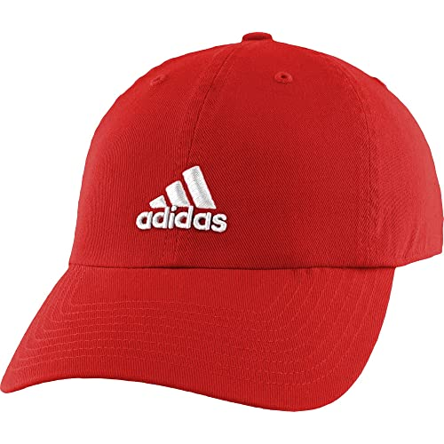 new arrivals great fit promo codes Red adidas Hat: Amazon.com