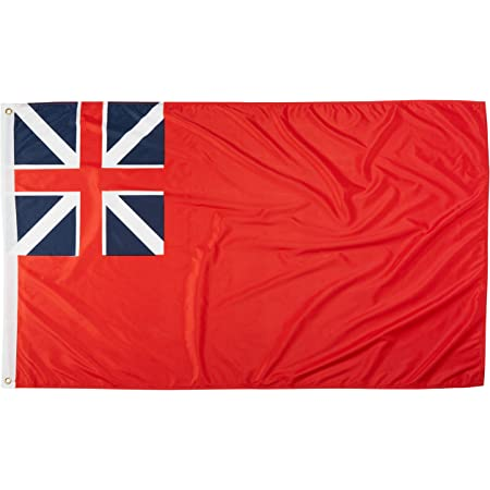 Us Flag Store British Red Ensign Historical Flag 3ft X 5ft Superknit Polyester Outdoor Flags Garden Outdoor