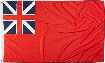 US Flag Store British Red Ensign - Historical Flag 3ft x 5ft Superknit Polyester