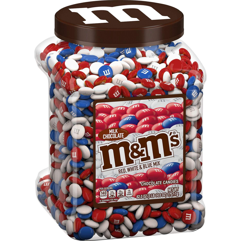 M&M's Red White & Blue Milk Chocolate