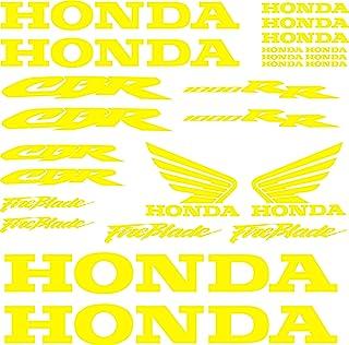 Suchergebnis Auf Für Honda Aufkleber Auto Motorrad