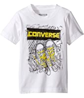 Converse Kids - BK Map Tee (Toddler/Little Kids)