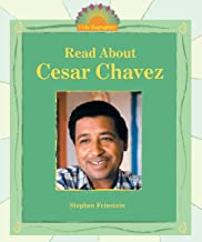 Read About Cesar Chavez (I Like Biographies)