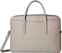 Kate Spade New York Margaux Universal Laptop Bag True Taupe One Size