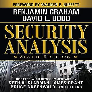 Security Analysis: Sixth Edition: Foreword by Warren Buffett