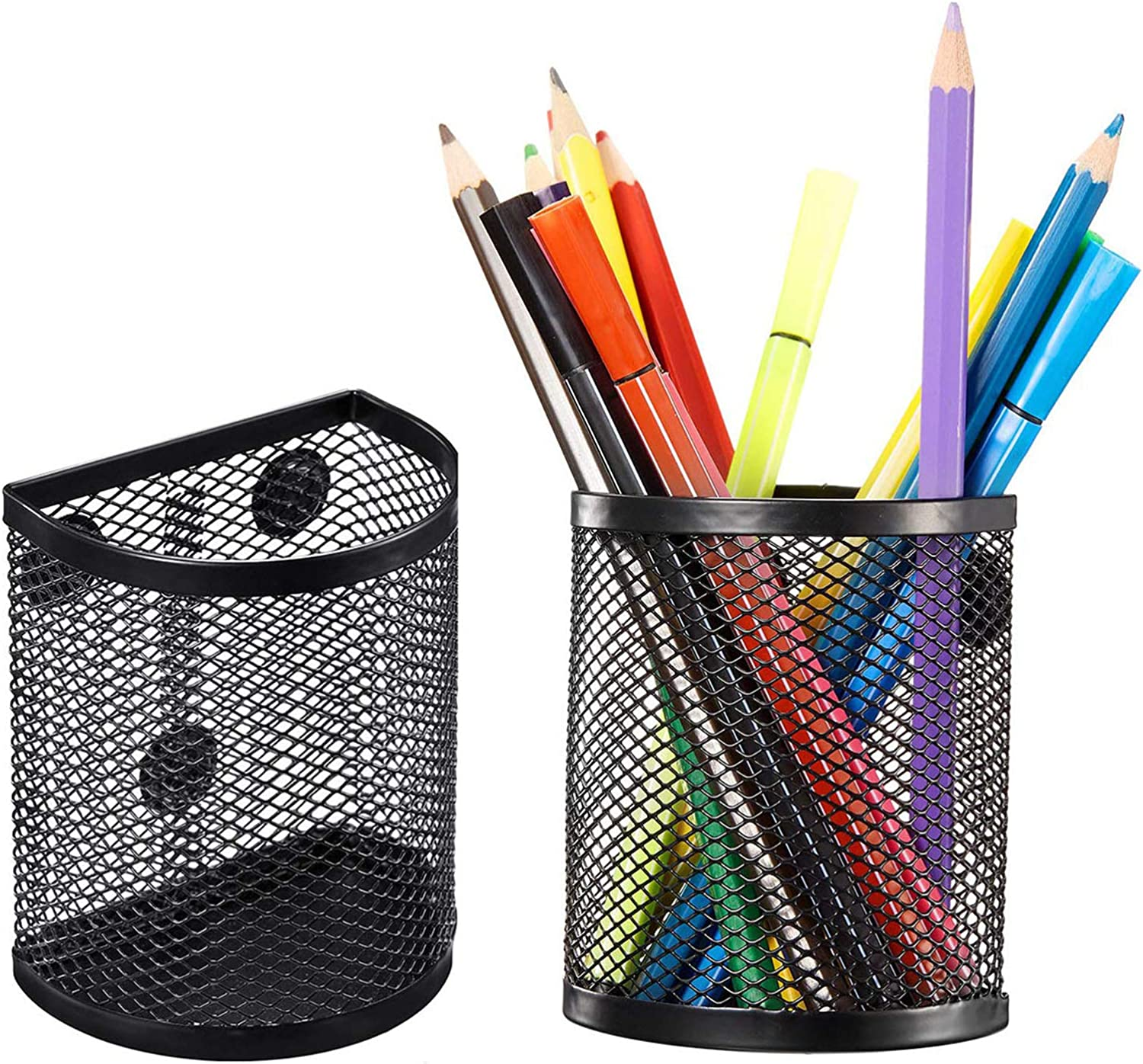 Magnetic Pencil Sale Special Price Holder Mesh Storage Contai Baskets Metal Beauty products