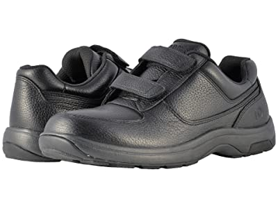 Dunham Winslow Waterproof (Black Polishable Leather) Men