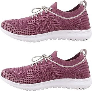 Da veneto, Women Casual Sneaker Running Shoes Sports Shoe with Laces