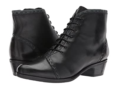 Spring Step Jaru (Black) Women