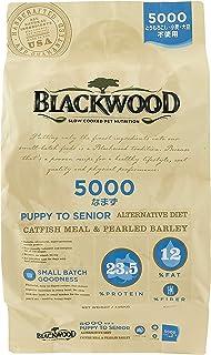 ブラックウッド ドッグフード 5000 なまず 7.05kg
