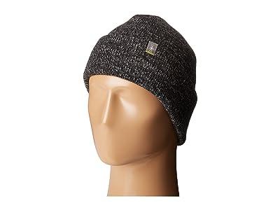 Smartwool Cozy Cabin Hat (Black) Beanies