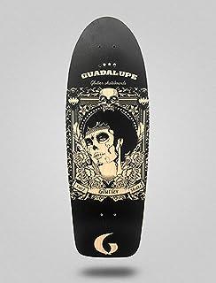 Glutier Surfskate Deck Guadalupe Black 30,5 monopa...