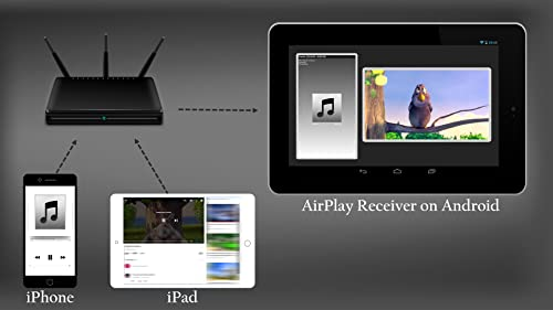 『AirPlayMirror Receiver』の12枚目の画像