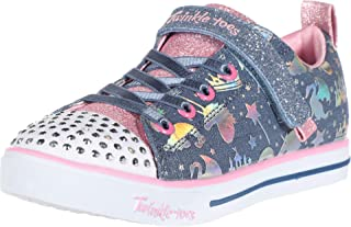 Kids Girl's Twinkle Toes - Sparkle Lite 314052L (Little...