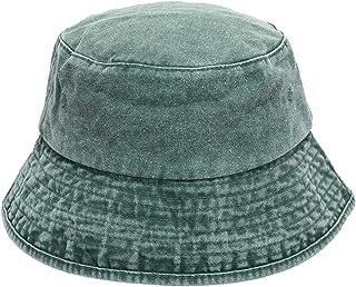 قبعات Sportmusies دلو للرجال والنساء ، قابلة للطي في الهواء الطلق قبعة السفر الصيد