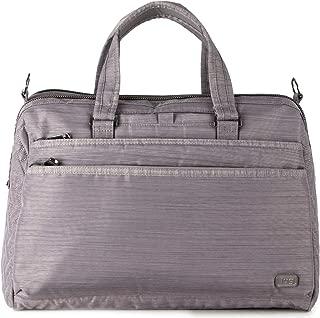 Lug Minibus 2 Shoulder Bag, Brushed Pearl