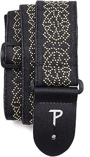 P Perri's Leathers Ltd. Guitar Strap (TWSR-7107)