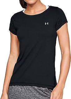 Under Armour Women's UA HG Armour SS Short-sleeve T-shirt