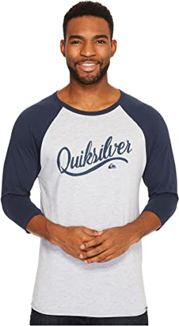 Quiksilver - Sea Scroll Raglan