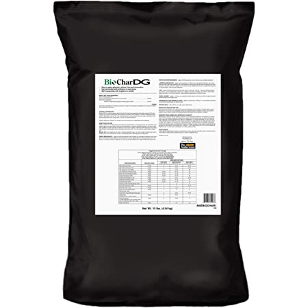 The Andersons BioChar DG Organic Soil Amendment - Covers up to 5,000 sq ft (10 lb)