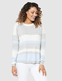 French Connection Women's Varsity Stripe Knit