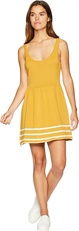 Venus Stripe Hem Knit Dress