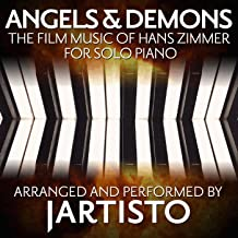 Angels & Demons: The Film Music of Hans Zimmer (For Solo Piano)