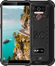 OUKITEL WP5 Rugged Cell Phones Unlocked Android 10 Smartphone 8000mAh Battery Triple Camera 4 LED...