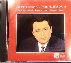 Schumann Dichterliebe Op 48 Fritz Wunderlich