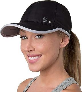 SAAKA Performance Sports Hat. Premium Packaging. Lightweight, Quick Drying. Running, Tennis & Golf Cap for Women & Girls