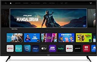 VIZIO 65-Inch V-Series 4K UHD LED HDR Smart TV with Apple AirPlay and Chromecast Built-in, Dolby Vision, HDR10+, HDMI 2.1,...