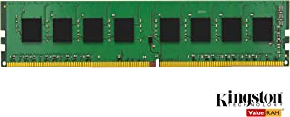 Kingston Technology ValueRAM 8GB DDR4 2666MHz 8GB DRAM 2666MHz módulo de - Memoria (8 GB, 1 x 8 GB, DRAM, 2666 MHz, 288-pin DIMM, Verde)