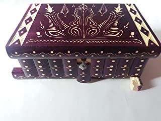 Enorme caja puzzle de rompecabezas caja de joyería mágica regalo tesoro premium nueva caja muy grande caja de misterio hec...
