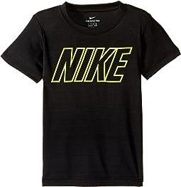 Nike Kids - Dri-FIT Heather Top (Little Kids)