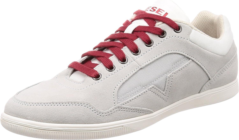 DIESEL Men's S-Happy Low-Top Sneakers