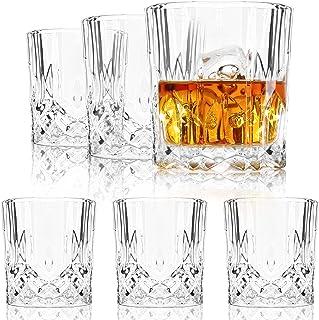 Set of 6 Whiskey glass