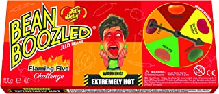 Jelly Belly Bean Boozled Spiel Glücksrad Flaming Five scharfe Edition 100g