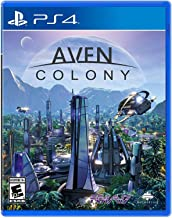 Aven Colony PlayStation 4 by Team 17